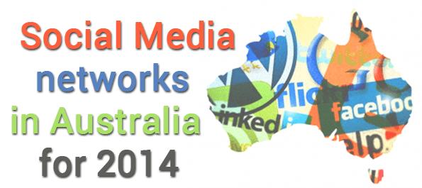 Social Media In Australia 2014