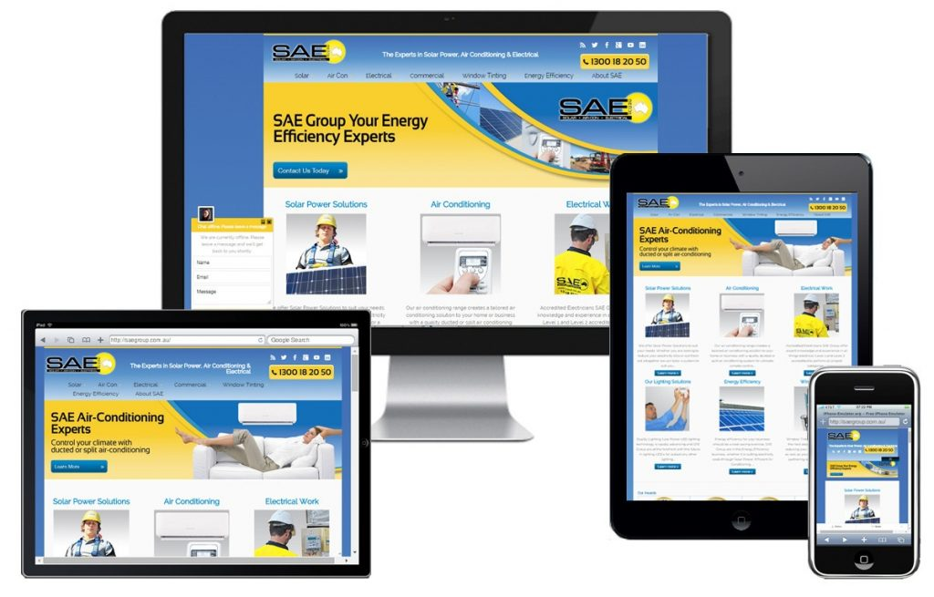 SAE Group Website