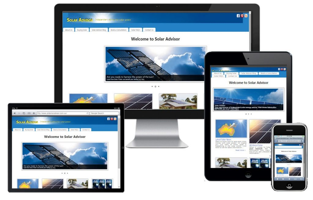 Queensland Solar Advisor