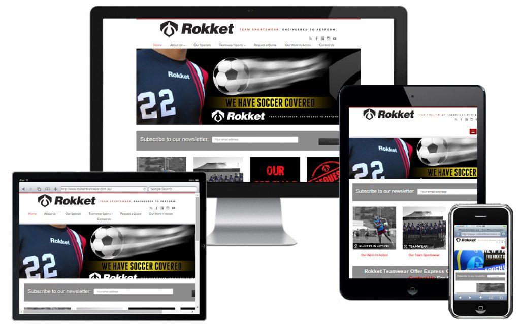 Rokket Teamwear