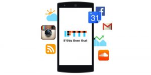 IFTTT Marketing Time Management Tools